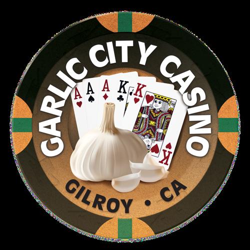 Garlic City Casino Logo